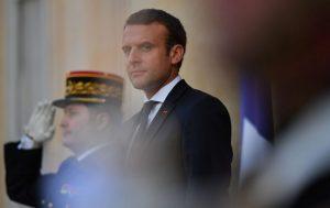 Emanuel Makron (AP Images)