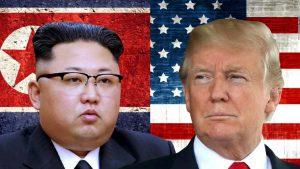 Kim Džong Un i Donald Tramp (CNN)