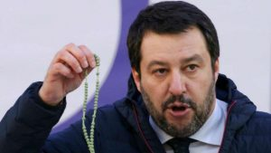Mateo Salvini (Reuters)