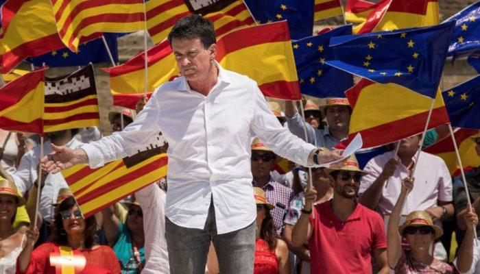 Bivši francuski premijer Vals kao gradonačelnik Barselone?