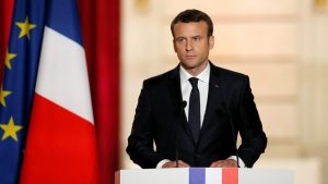 Emanuel Makron (Reuters)