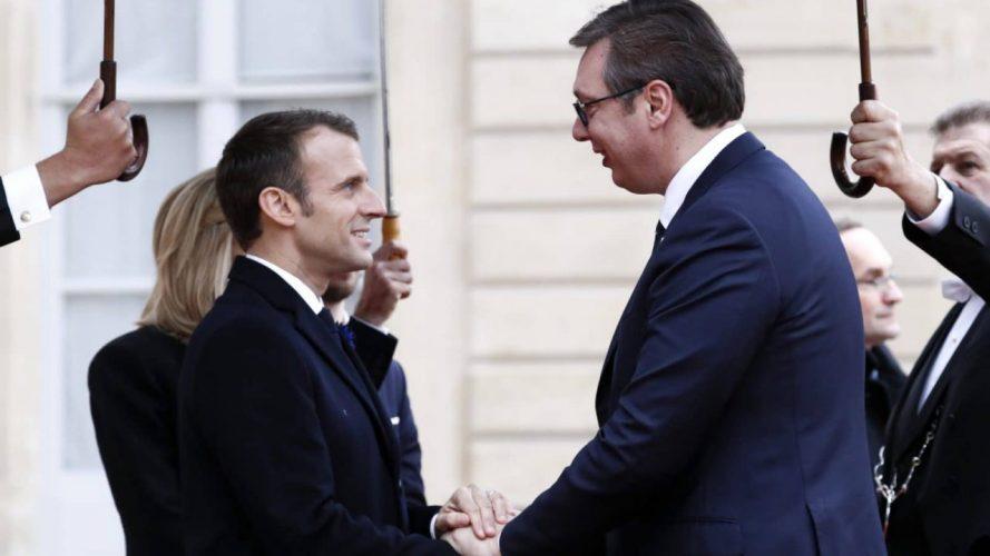 Da li će Makronova poseta značiti veće prisustvo Francuske u Srbiji?