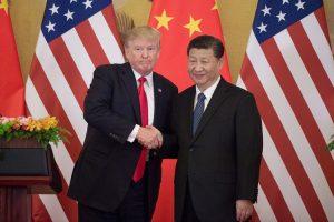 Donald Tramp i Si Đinping (Politico)