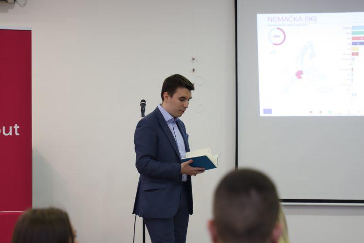 Evropska budućnost uživo - Miljan Mladenović