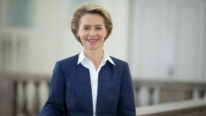 Ursula fon der Lajen (bmvg.de)