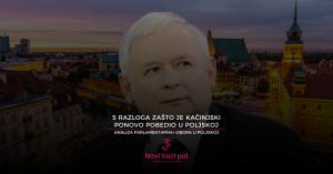 5 razloga zašto je Kačinjski ponovo pobedio u Poljskoj