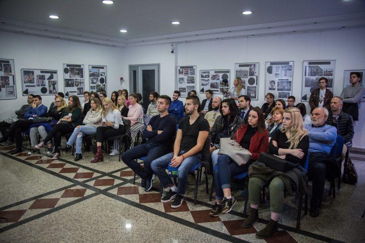BEOGRAD 29.09.2017. Novi treci put, Dimitrije MIlic, izbori u Nemackoj. Photo Vladimir Zivojinovic