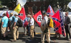 """Unite the Right"" protest (Vikipedija)"