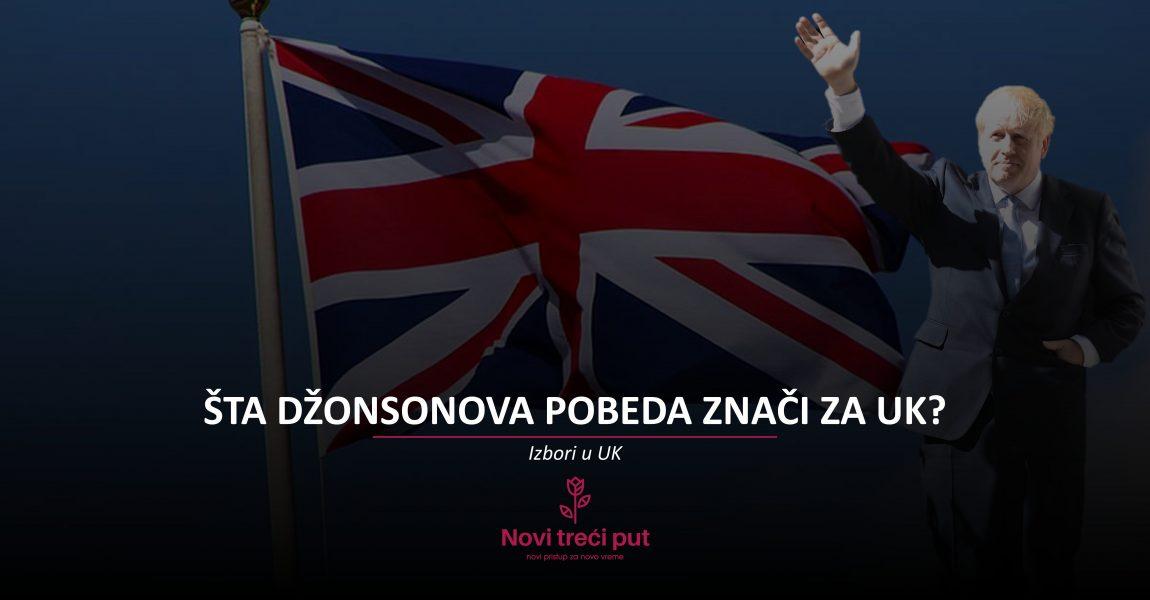 Šta Džonsonova pobeda znači za UK?