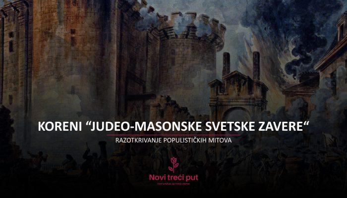 "Koreni ""judeo-masonske svetske zavere"""