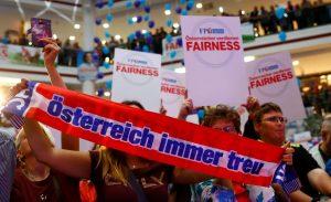 Kako je Austrija pre 20 godina najavila budućnost Evrope? (Reuters)