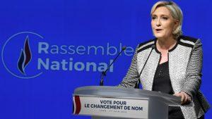 Marin Le Pen (AFP)
