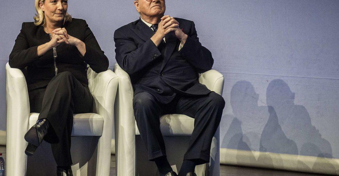 Fašistički koreni, uspon i stagnacija Le Penovih