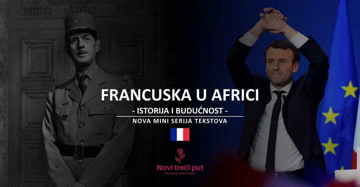 [NAJAVA] Francuska u Africi – istorija i budućnost