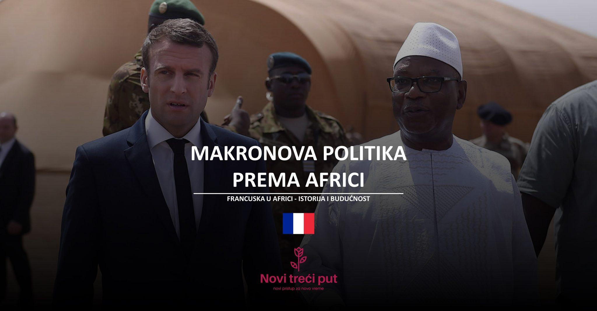 Makronova politika prema Africi