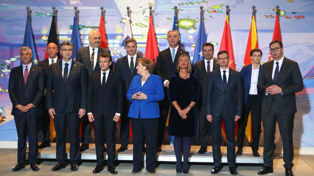 Samit lider EU i lidera Zapadnog Balkana (EPA, POOL)
