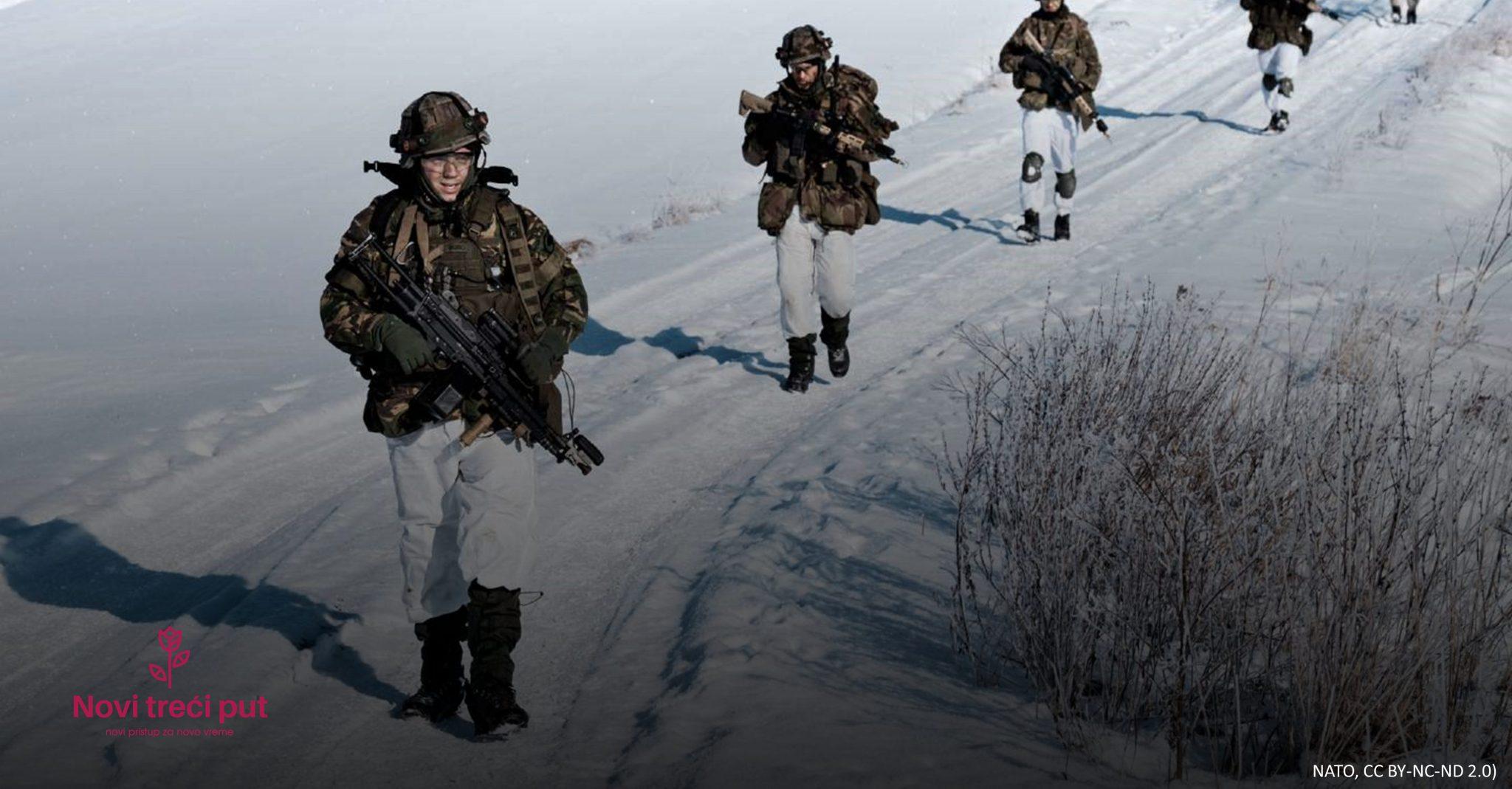 """Američka """"trozubac"""" strategija za dominaciju Arktikom"""