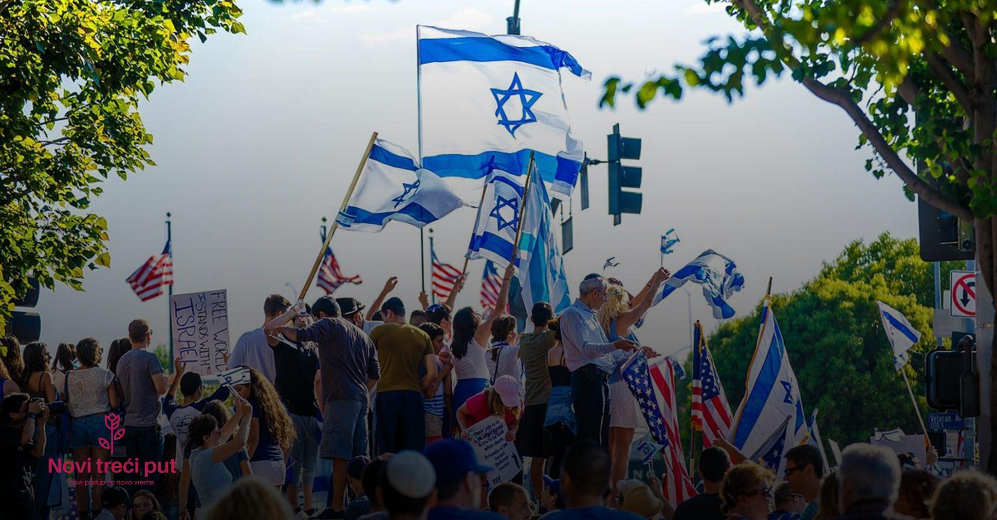 Da li su anticionistički Jevreji antisemiti?