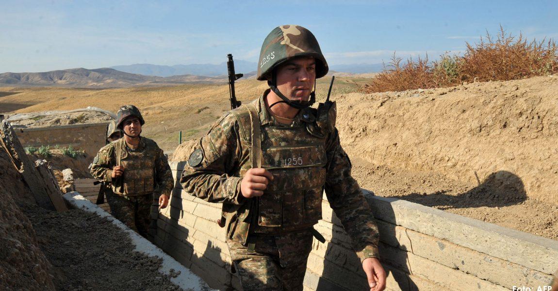 Kapitulacija Jermenije predstavljena kao mir