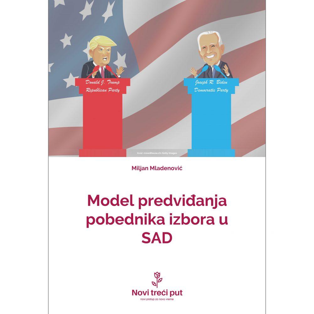 Miljan Mladenović - Model predviđanja pobednika izbora u SAD