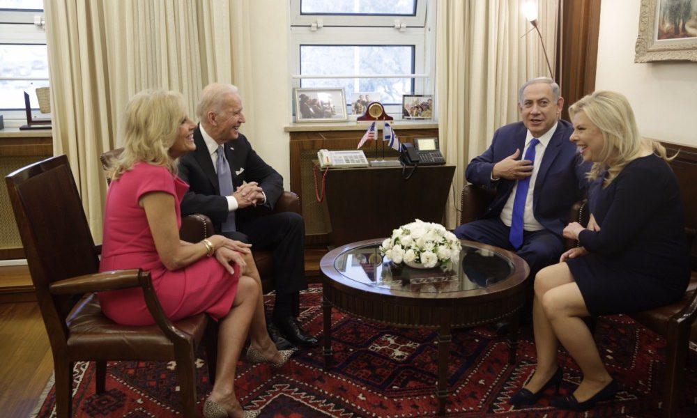 Netanjahu i Izrael tokom mandata Bajdena