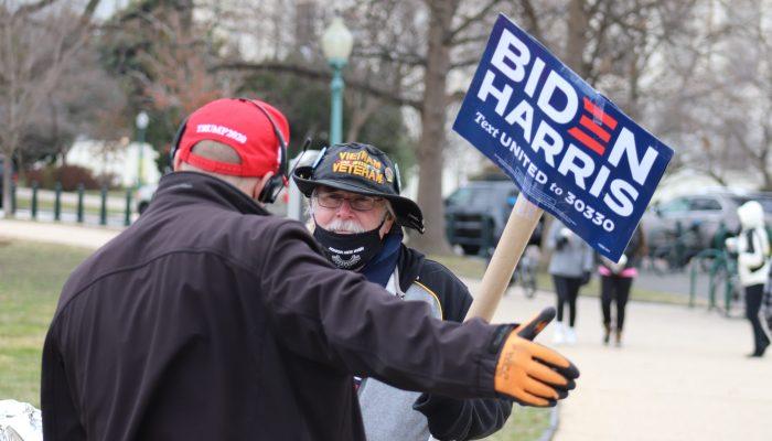 Da li Bajden može da pomiri Ameriku?