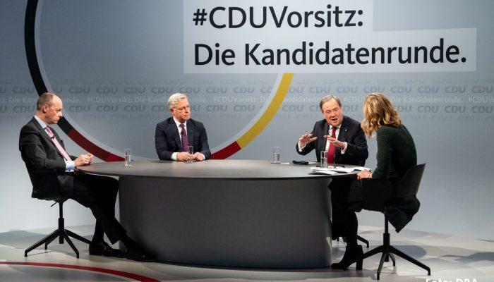 Da li Angela Merkel ima dostojnog naslednika?