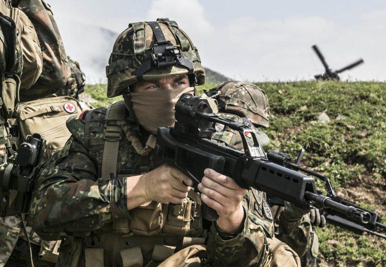 nemački vojnik
