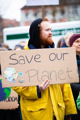 zeleni aktivista