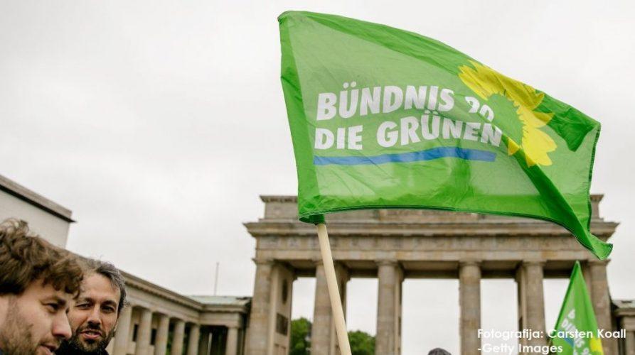 zeleni nemačka