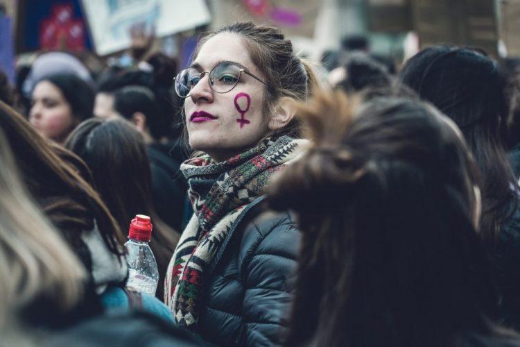 Žene na protestu