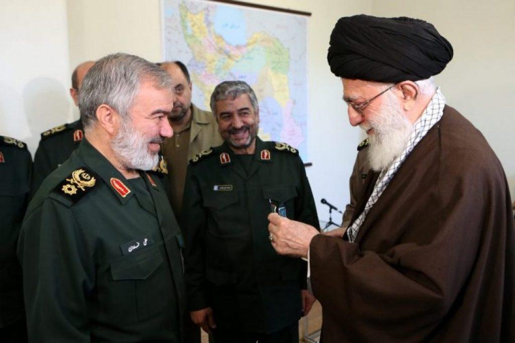 Vrhovni vođa Irana - Ali Hamnej